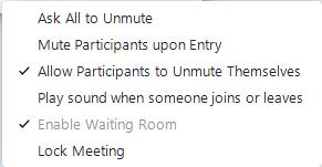 More host/co-host options
